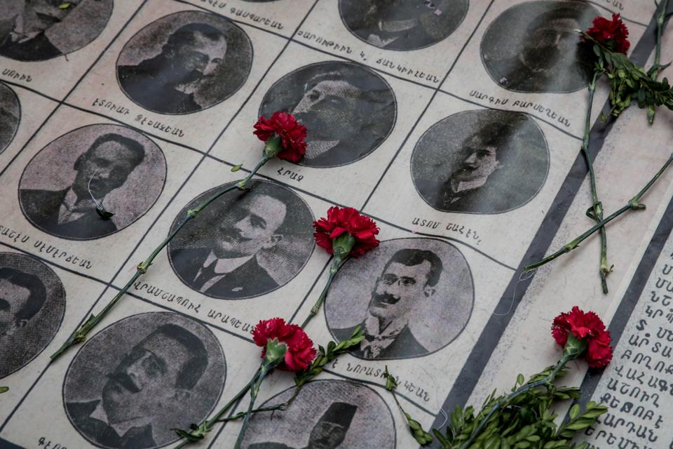 Turkey Marks The 103rd Anniversary of Armenian Genocide