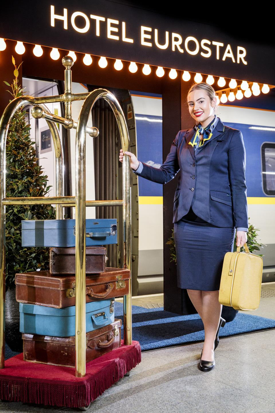 Eurostar Launches New Hotel Collection
