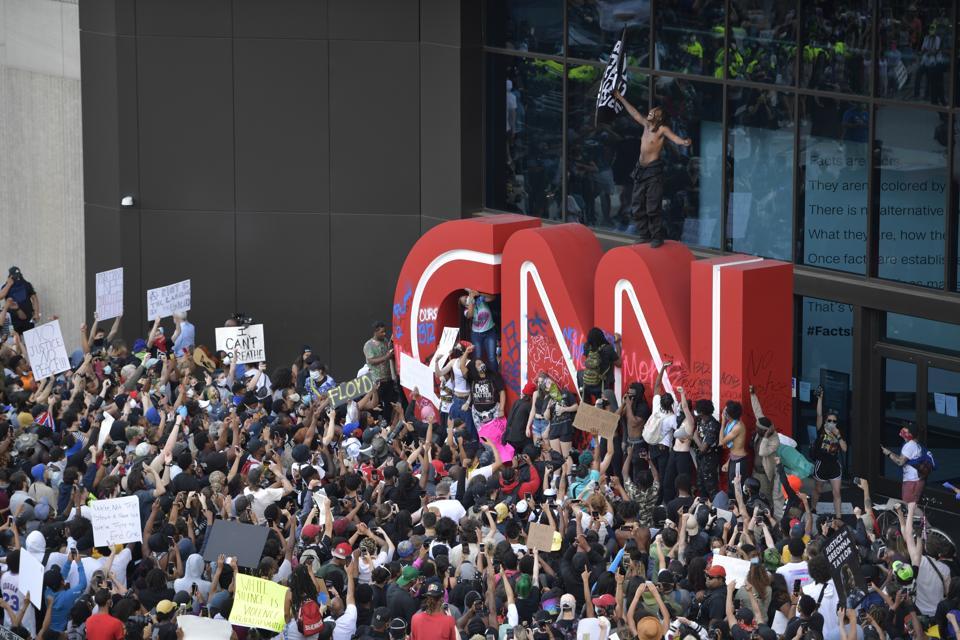 Minneapolis Police Death Protests Georgia