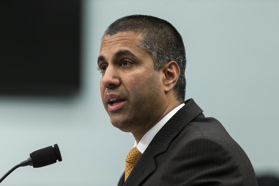 FCC Chairman Ajit Pai Testifies Before House Appropriations Committee
