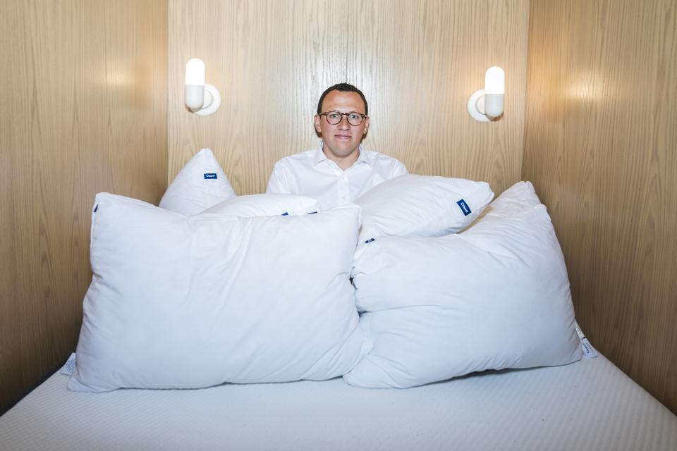 Philip Krim, Co-Founder and CEO of Casper...