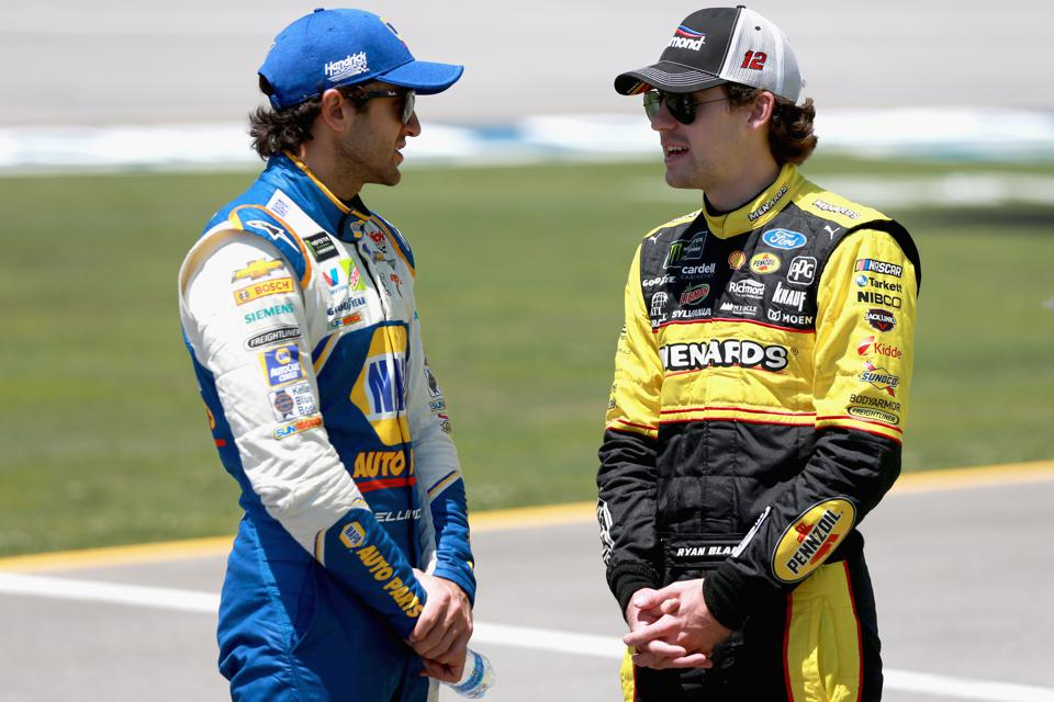 What NASCAR Drivers Are Doing During The Big Coronavirus Stay-At-Home