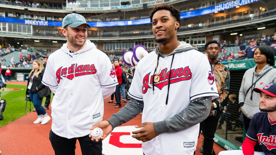 Seattle Mariners v Cleveland Indians