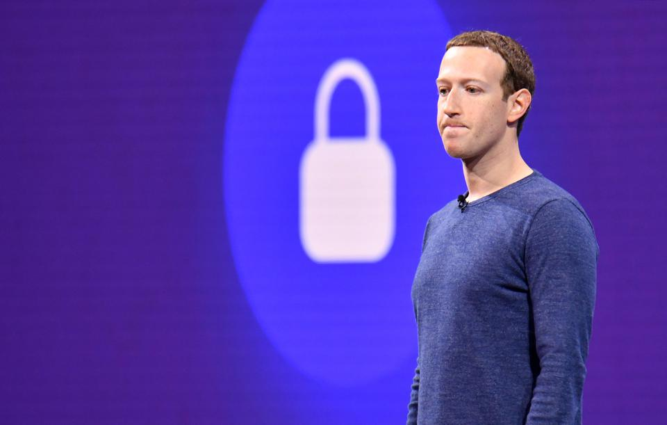 Mark Zuckerberg, founder of Facebook which had its Twitter account compromised