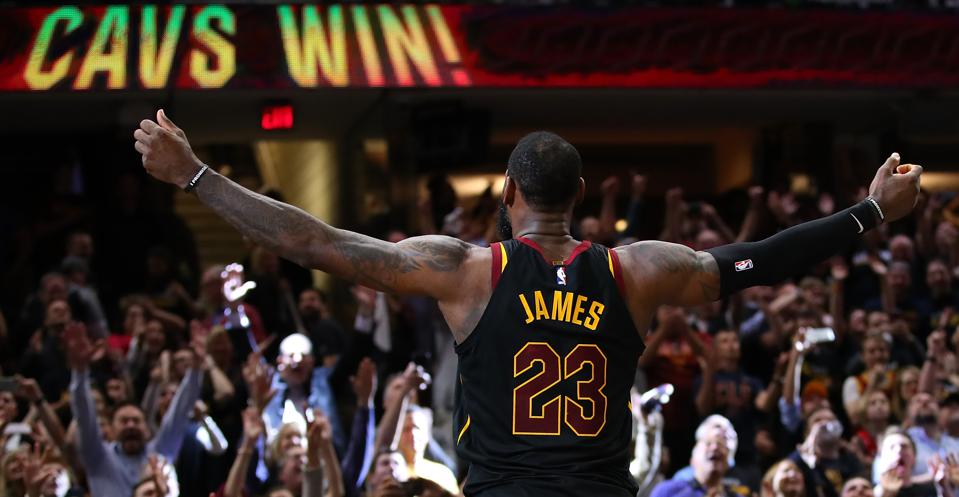 Lebron James, Cleveland Cavaliers, NBA championship
