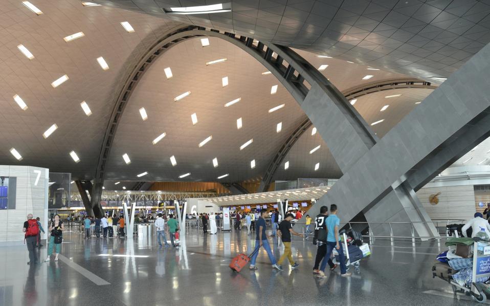 Hamad International Airport Doha Katar