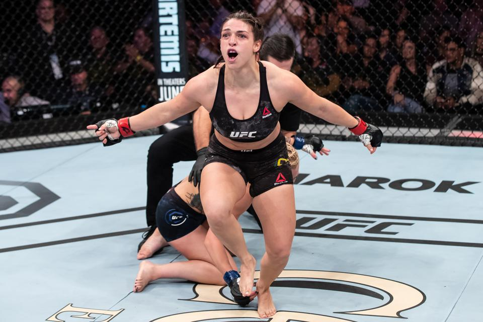 UFC Fight Night 161 Preview And Picks: Is Mackenzie Dern Rushing Back To Action?
