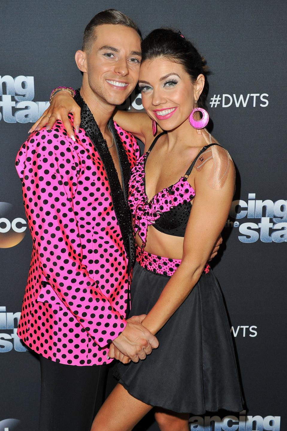 ABC's ″Dancing With The Stars: Athletes″ Season 26 - May 14, 2018 - Arrivals