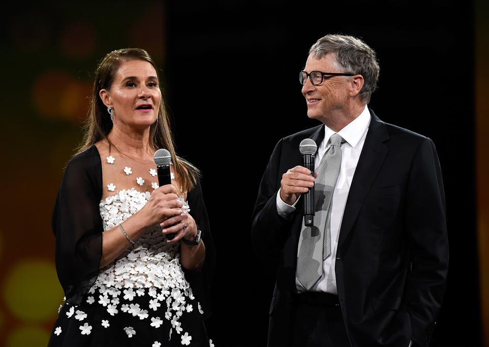 Melinda Gates and Bill Gates recently purchased a $43 million home from Madeleine Pickens