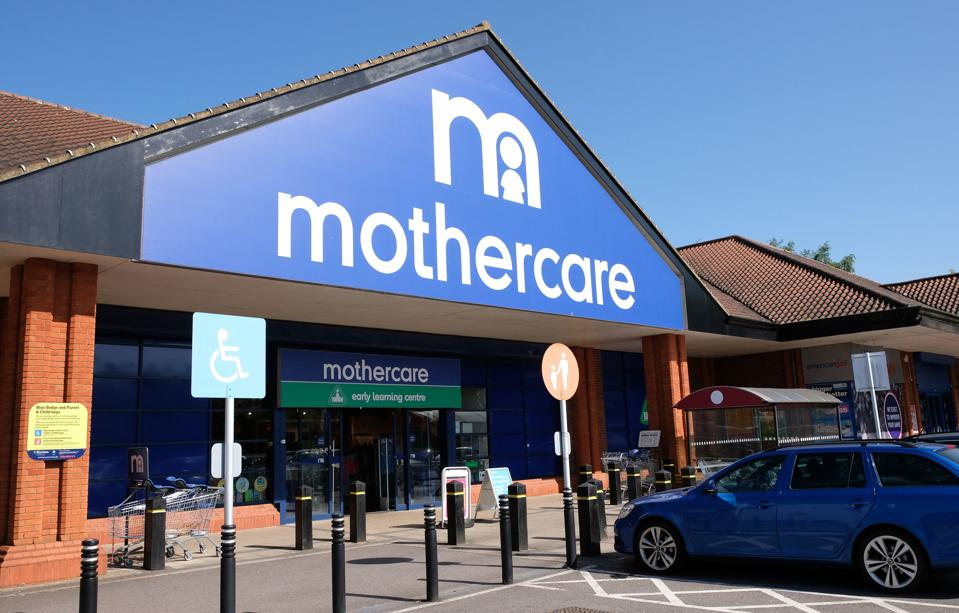 Mothercare administration announced