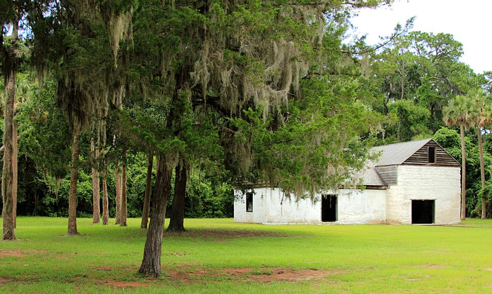 Kingsley Plantation in Jacksonville, Florida.