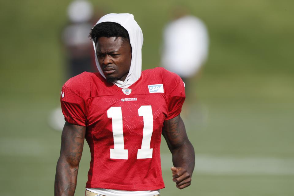 ceb9b3bb 5 Bold Predictions For San Francisco 49ers' 53-Man Roster