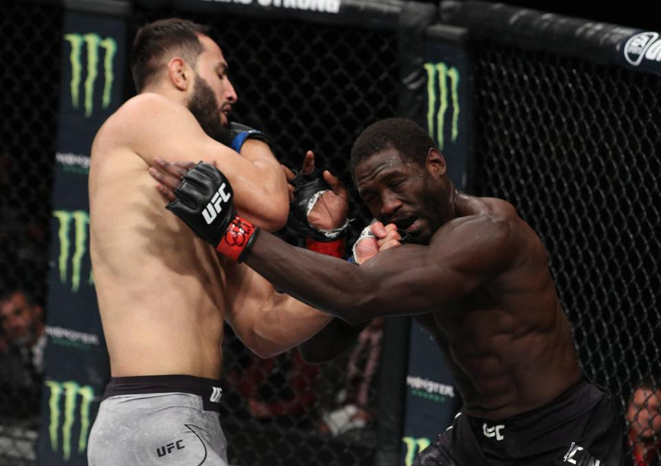 Dominick Reyes faces Jon Jones in the main event of Saturday's UFC 247 fight card