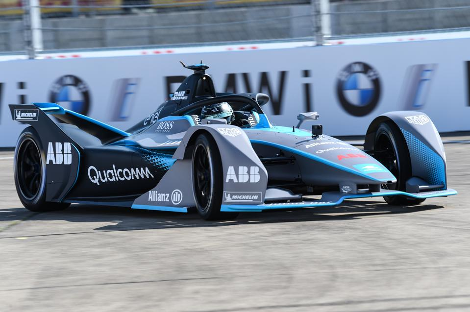 Formula One World Champion Nico Rosberg Test for first time...