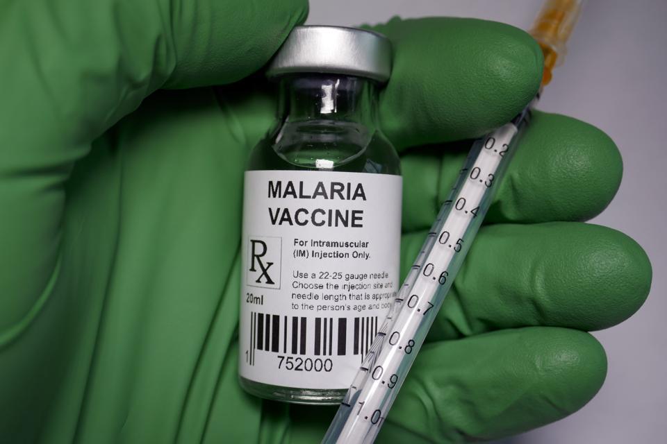 Malaria immunization