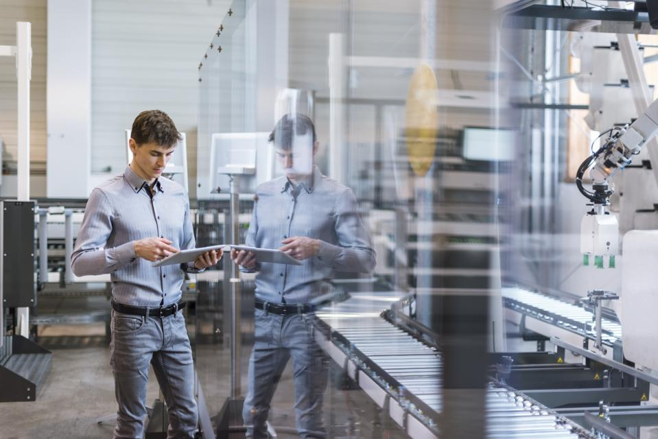 The Impact Of IoT On Factory Floors—And Legal Strategy