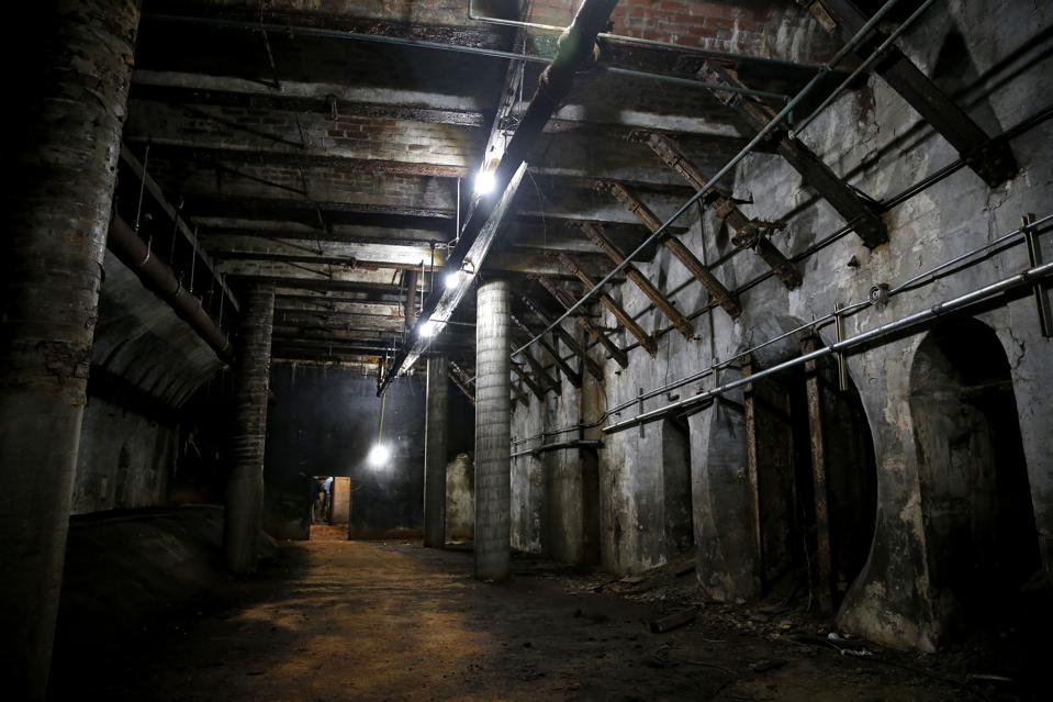 U.S. Military Issues New Public Appeal For Secret Underground Facility Needed Urgently