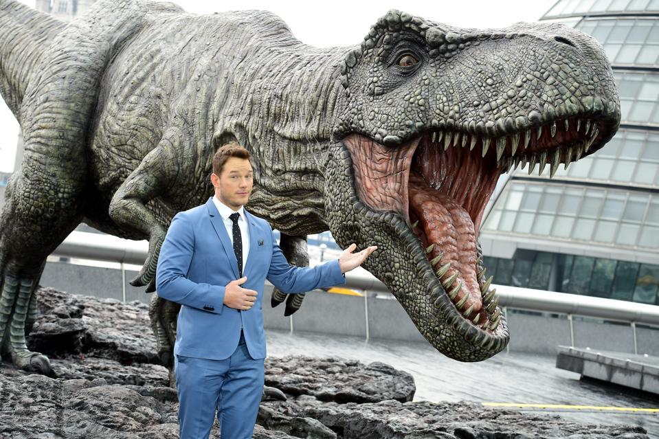Jurassic World: Fallen Kingdom Photocall - London