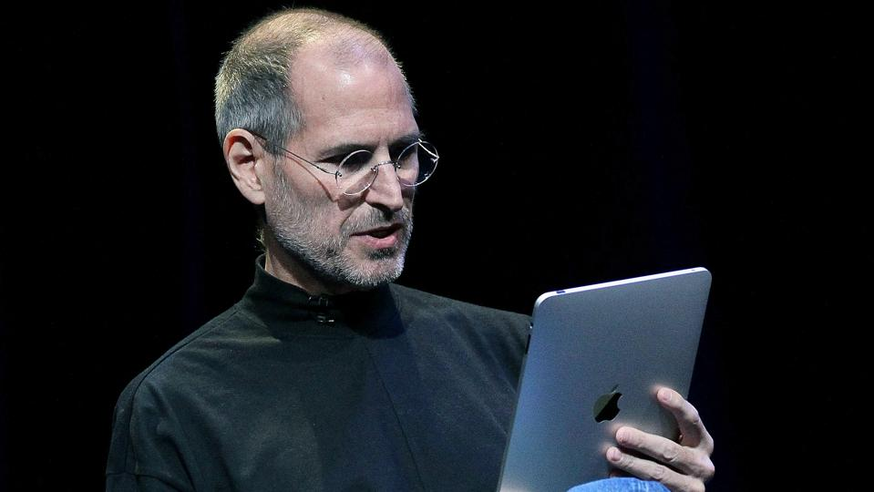 Steve Jobs' Vision Of The iPad Has Failed