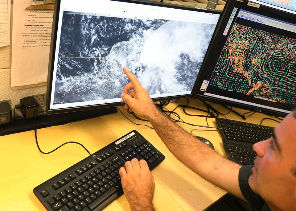 In the weather industry, it's the non-forecasting, technical jobs that are growing quickly.