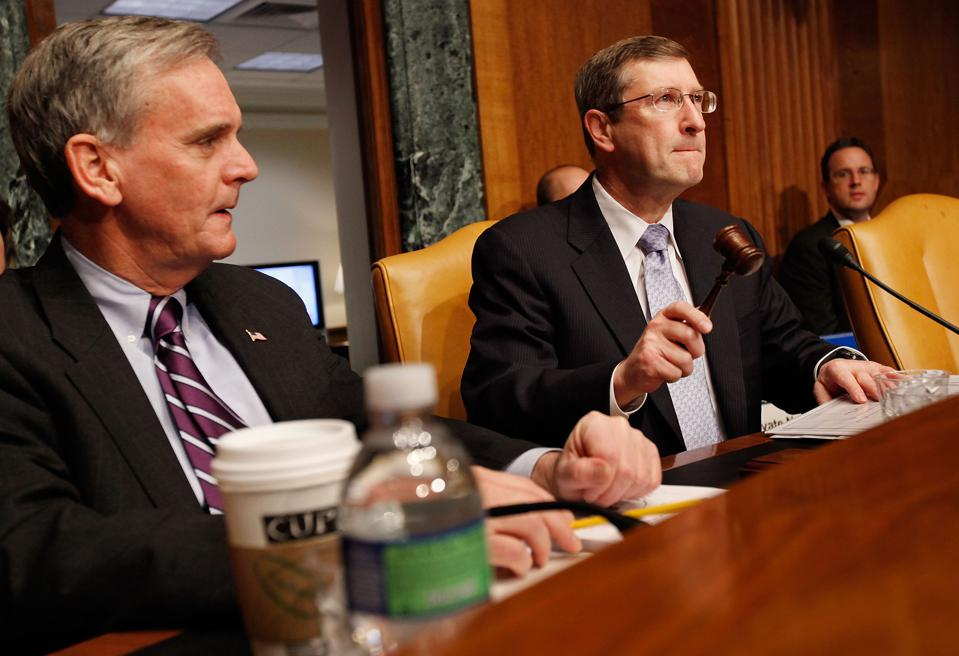 Senate Budget Committee Holds Hearing On Budget And Economic Outlook