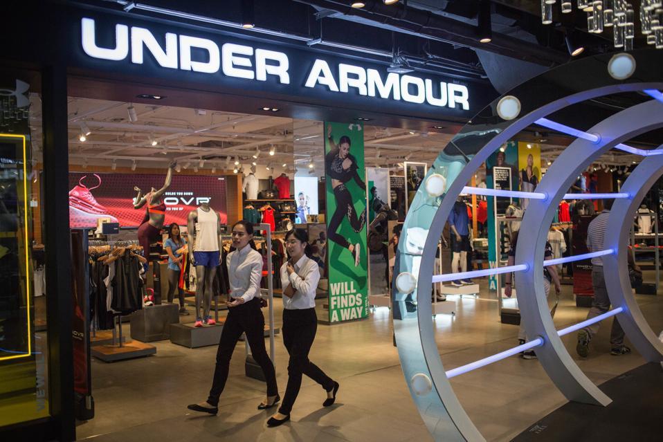under armour bulk sales