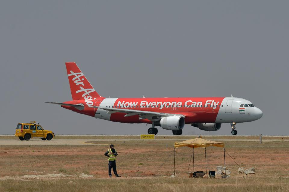 INDIA-BUSINESS-AIRLINE-AIR ASIA