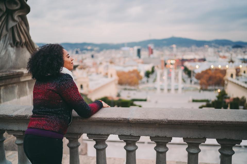Woman  Barcelona