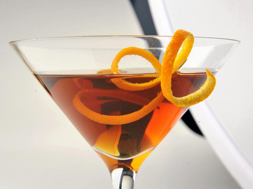 WASHINGTON DC - JANUARY 13: Rum Manhattan for Spirits column. (P