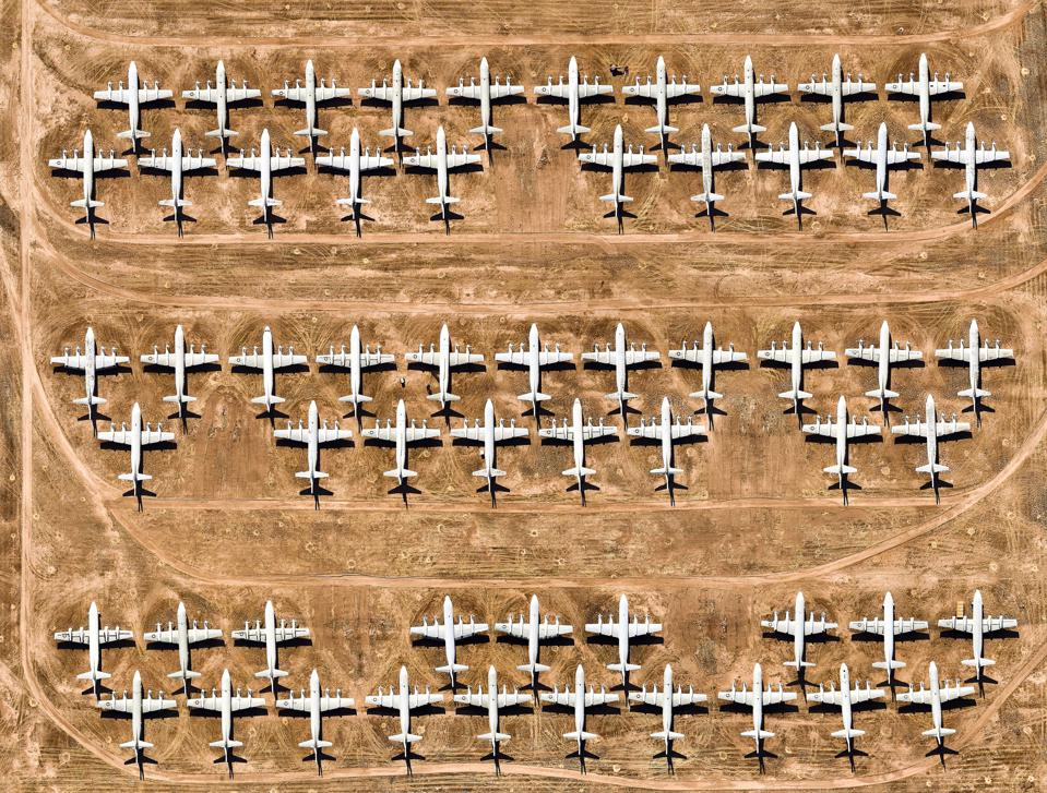 Davis-Monthan AFB, Tucson, AZ, largest aircraft boneyard in the world. Is it time to relegate A-14 to the junkyard?