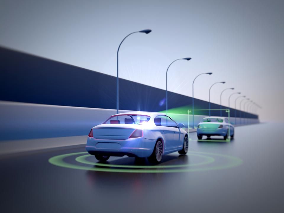 Vehicle autonomous driving technology
