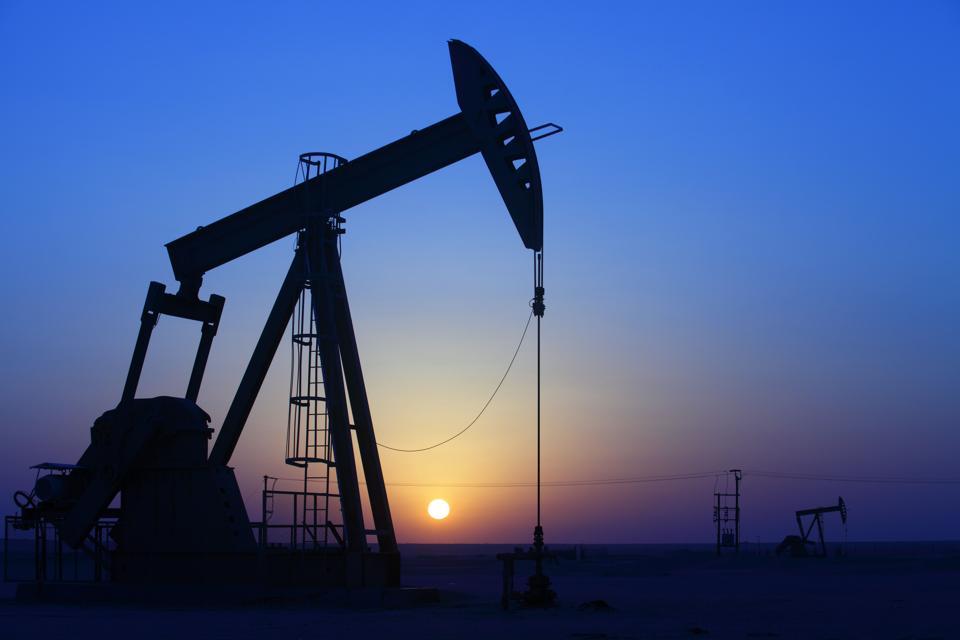 Derrick, Puits de petrole, Koweit