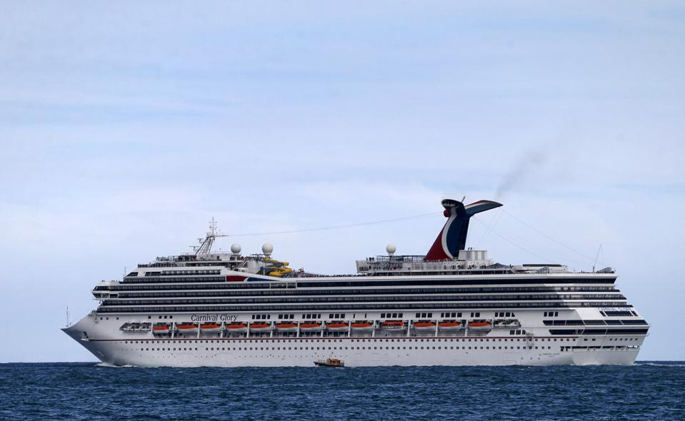 Carnival Cruise Crash: 2 Liners Collide In Cozumel, Injuring 6