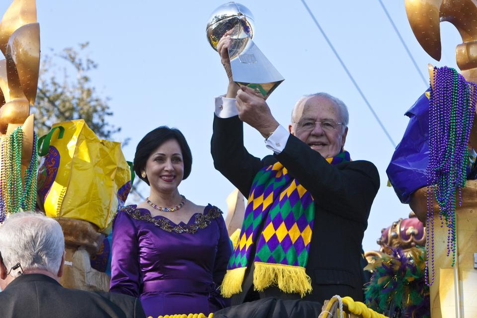 2010 Krewe Of Endymion Mardi Gras Parade
