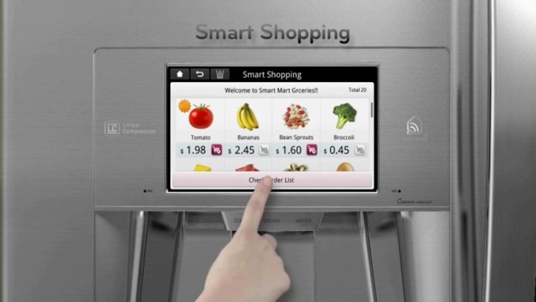 Smart Kitchen Appliances In Photos Gadgets And Gizmos