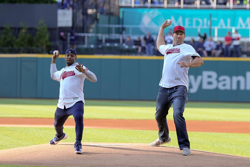 MLB: JUN 05 Brewers at Indians