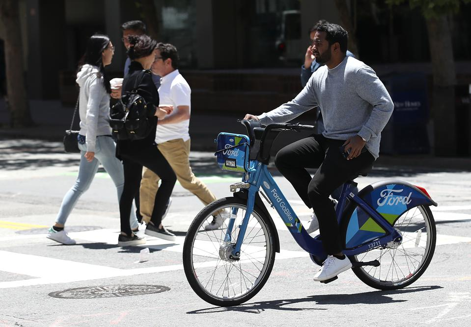 Lyft is suing San Francisco