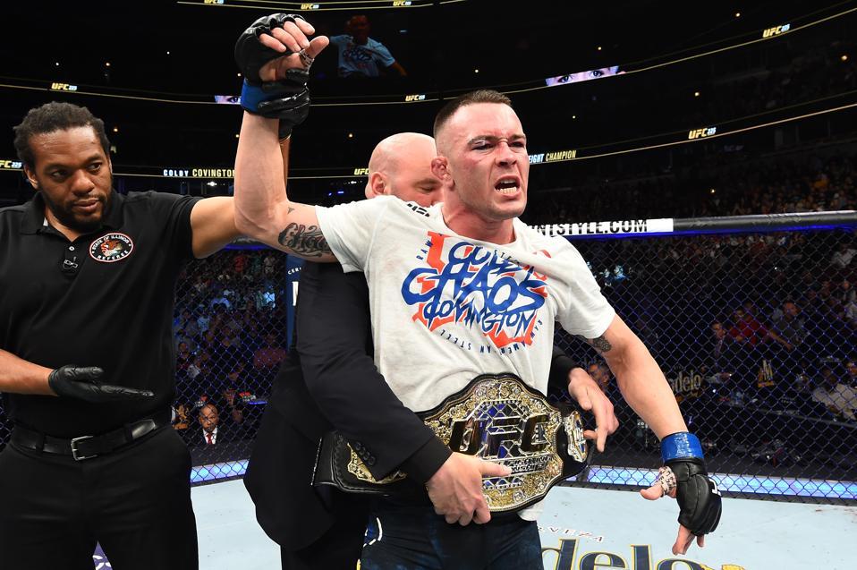 UFC 225: Dos Anjos v Covington