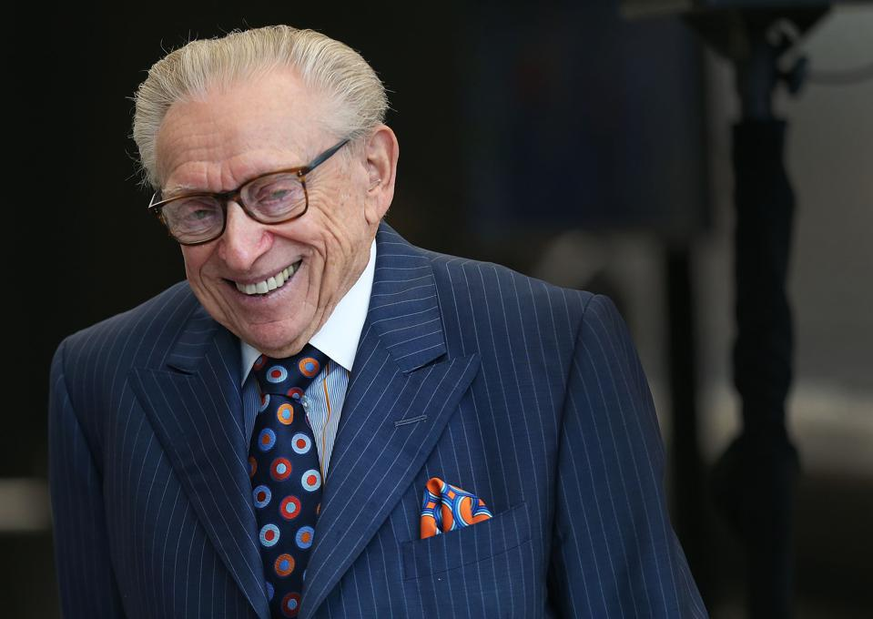 Developer Larry SIlverstein at the opening of his 3 World Trade Center in New York City last week.