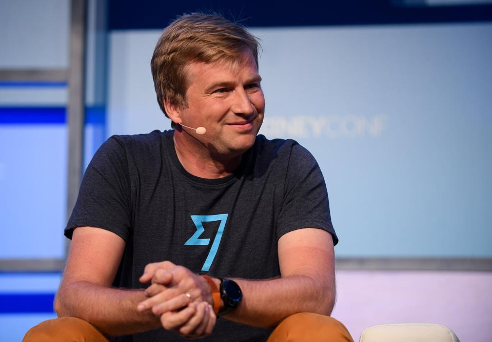 TransferWise CEO Kristo Käärmann cofounded the company after he became frustrated with the cost of international money transfers.
