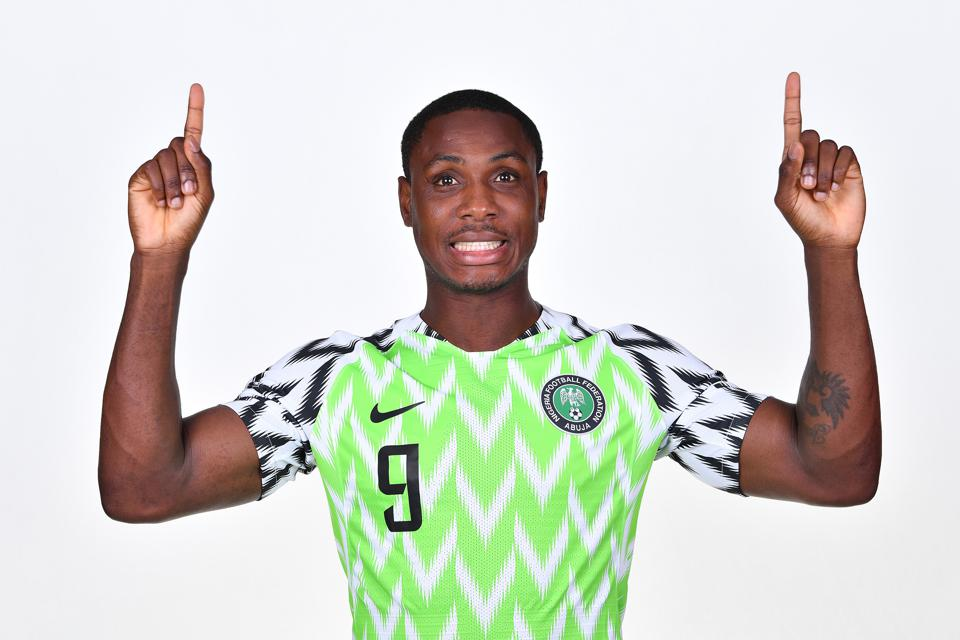 Nigeria Portraits - 2018 FIFA World Cup Russia