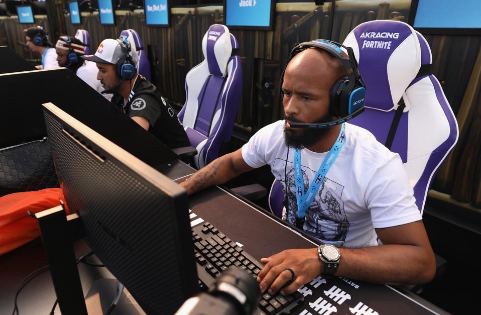Epic Games Hosts Fortnite Tournament At E3