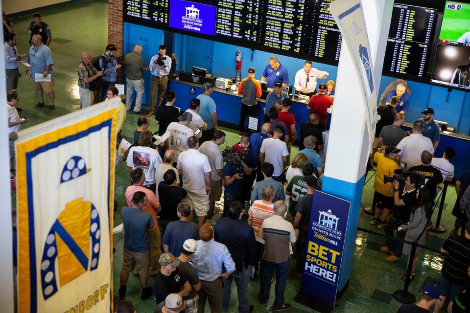 Betting-Friendly New Jersey Leads The Way For Sports Wagering