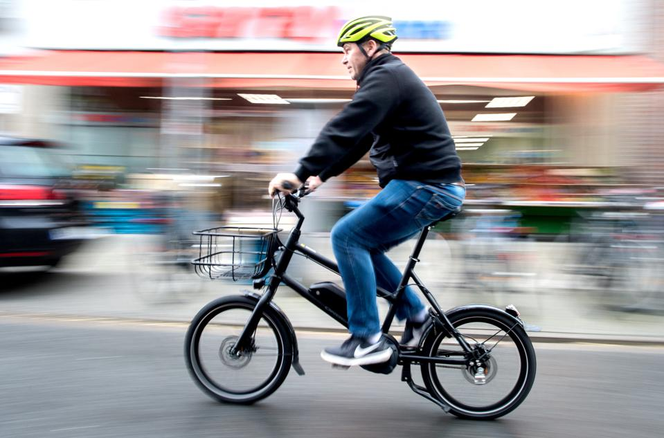 E-Bike tuning causes problems for police
