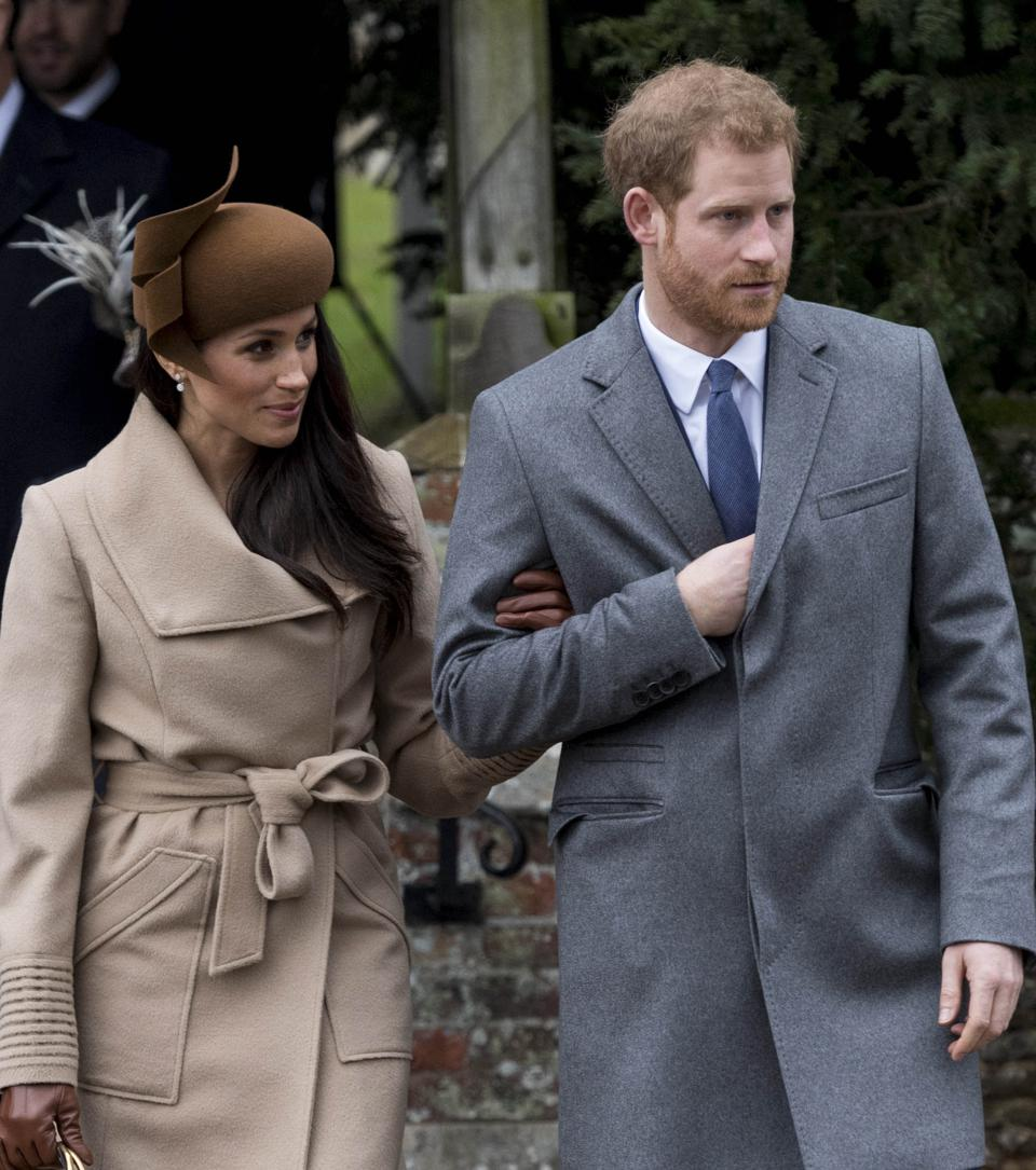 Harry and Meghan to step back as senior members of Royal Family