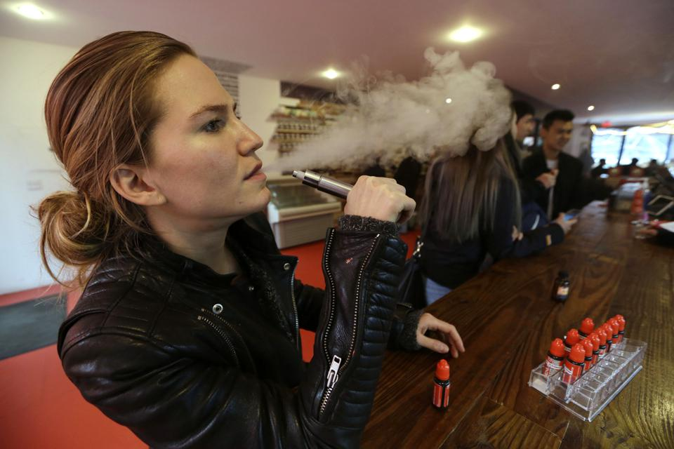 Don't Get Vaporized: A Regulatory Lesson From The Vaping Ban