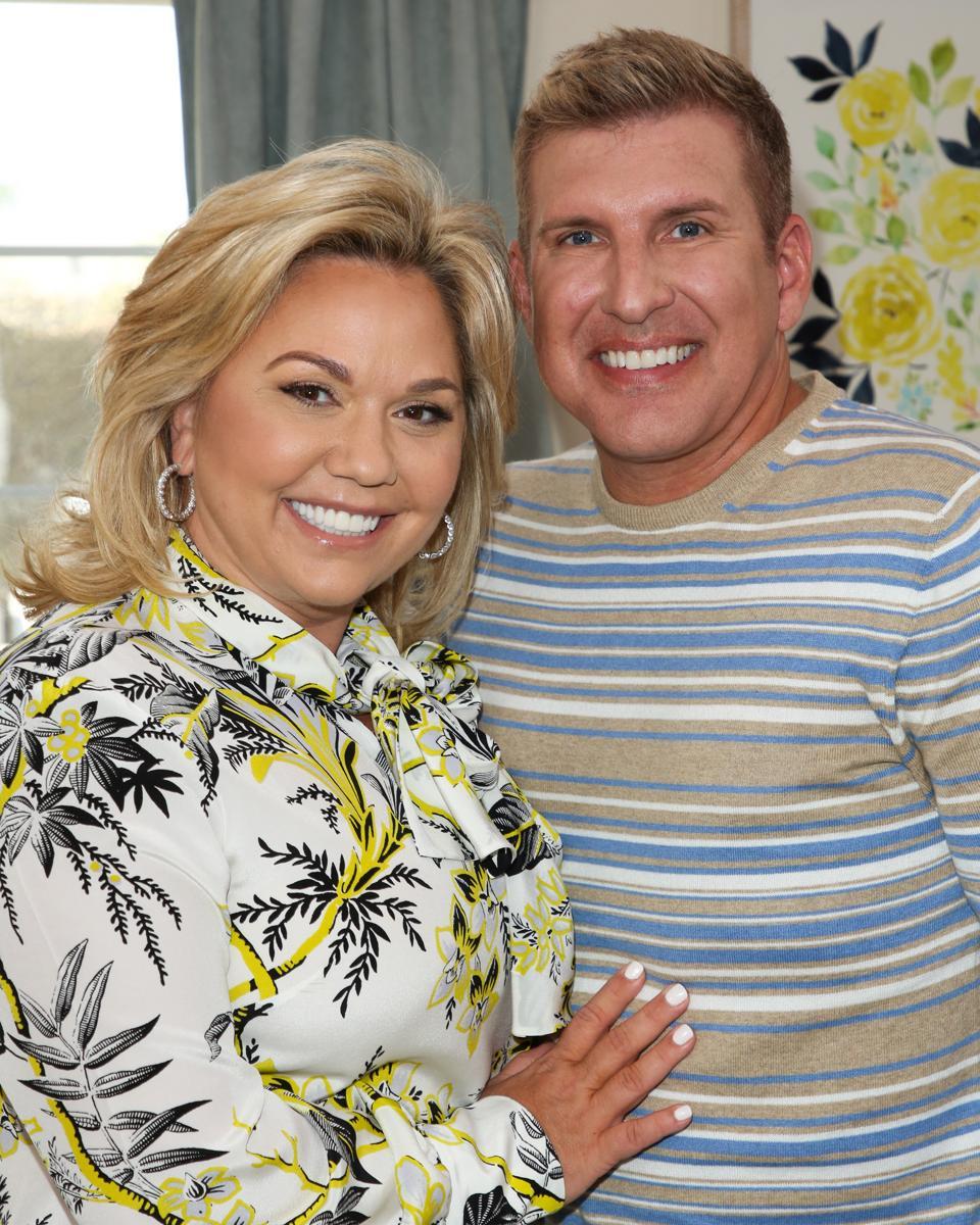 Celebrities Visit Hallmark's ″Home & Family″