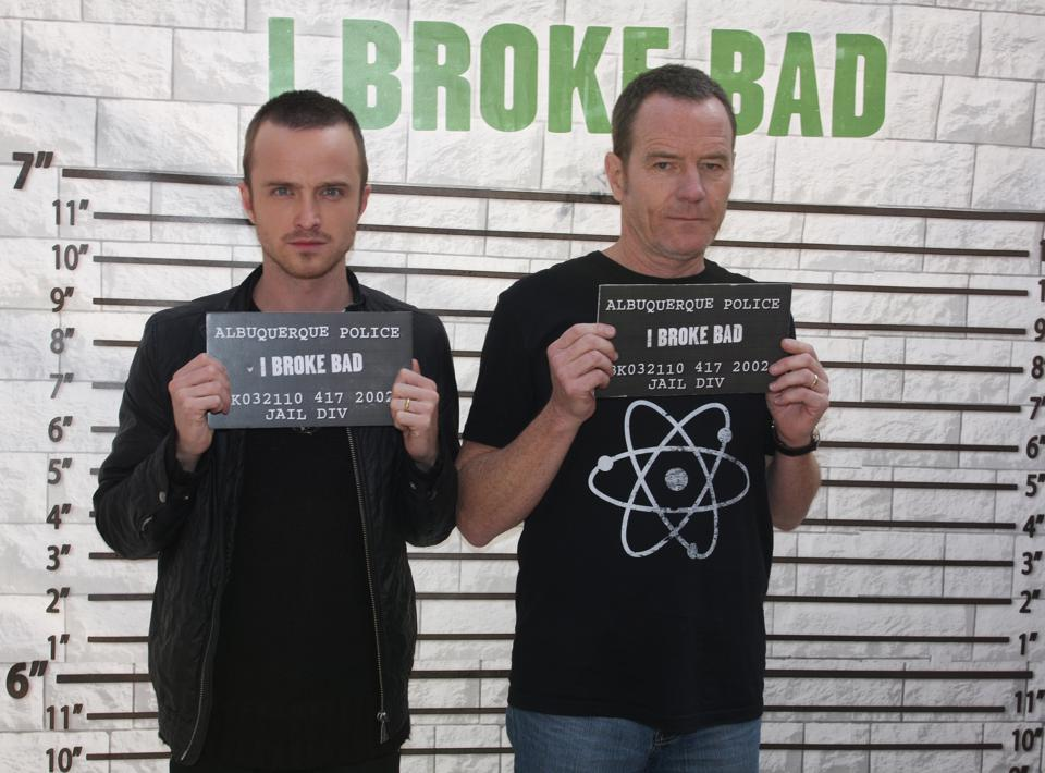 ″Breaking Bad″ National RV Tour Final Stop