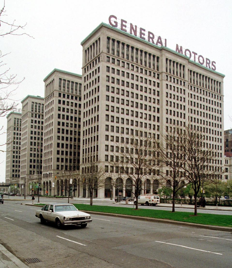GM BUILDING