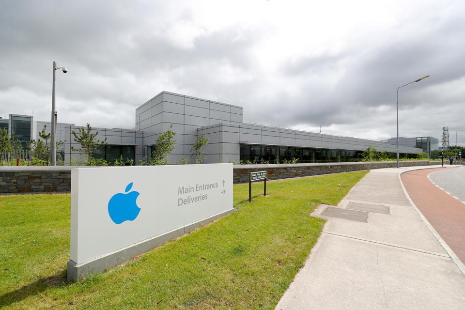Apple European headquarters